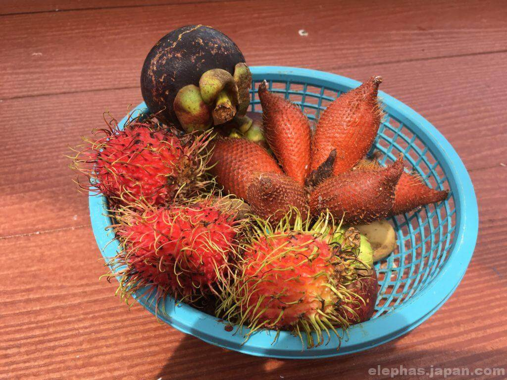 スワンラマイのフルーツ2