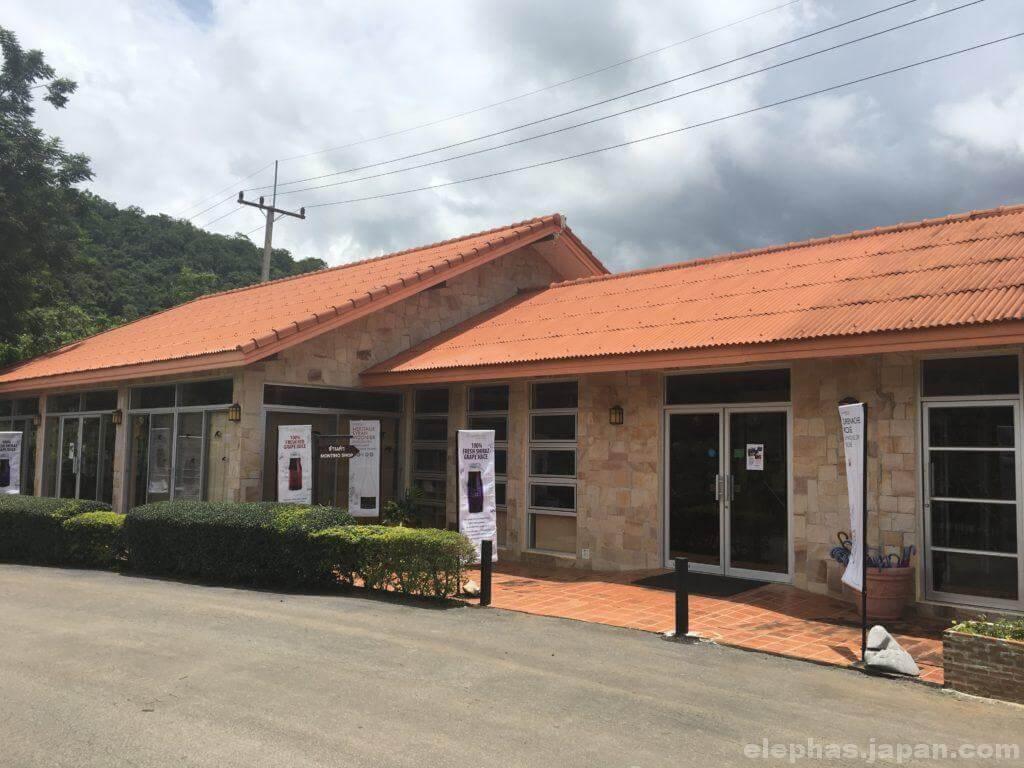 カオヤイグランモンテの建物