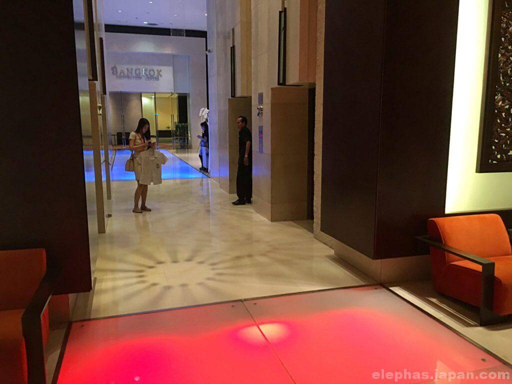 ホテルセンタラグランド・アット・セントラルワールドのロビー2