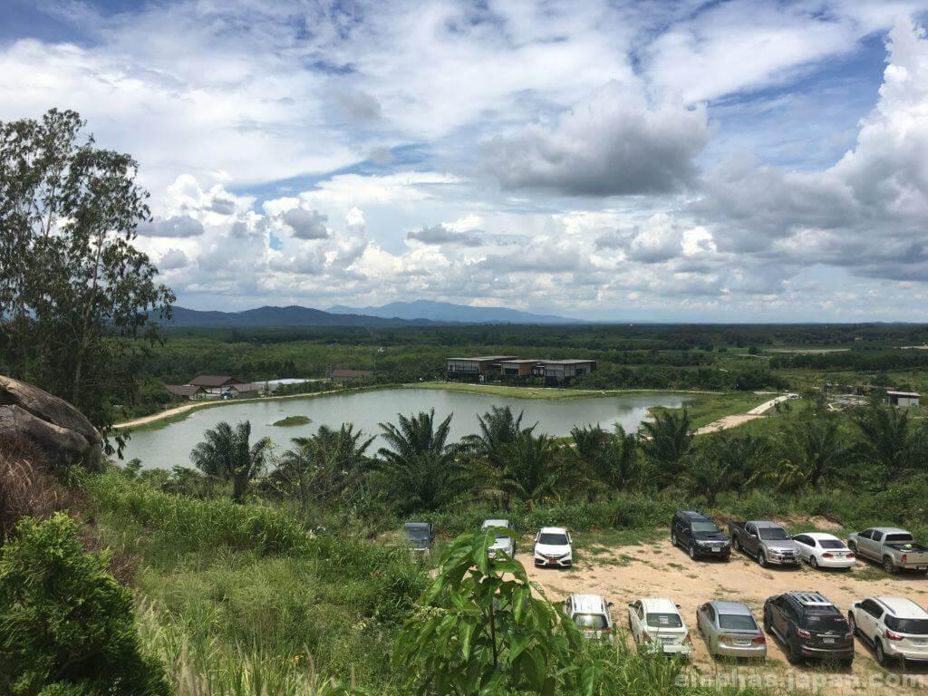 スワンラマイからの景色2