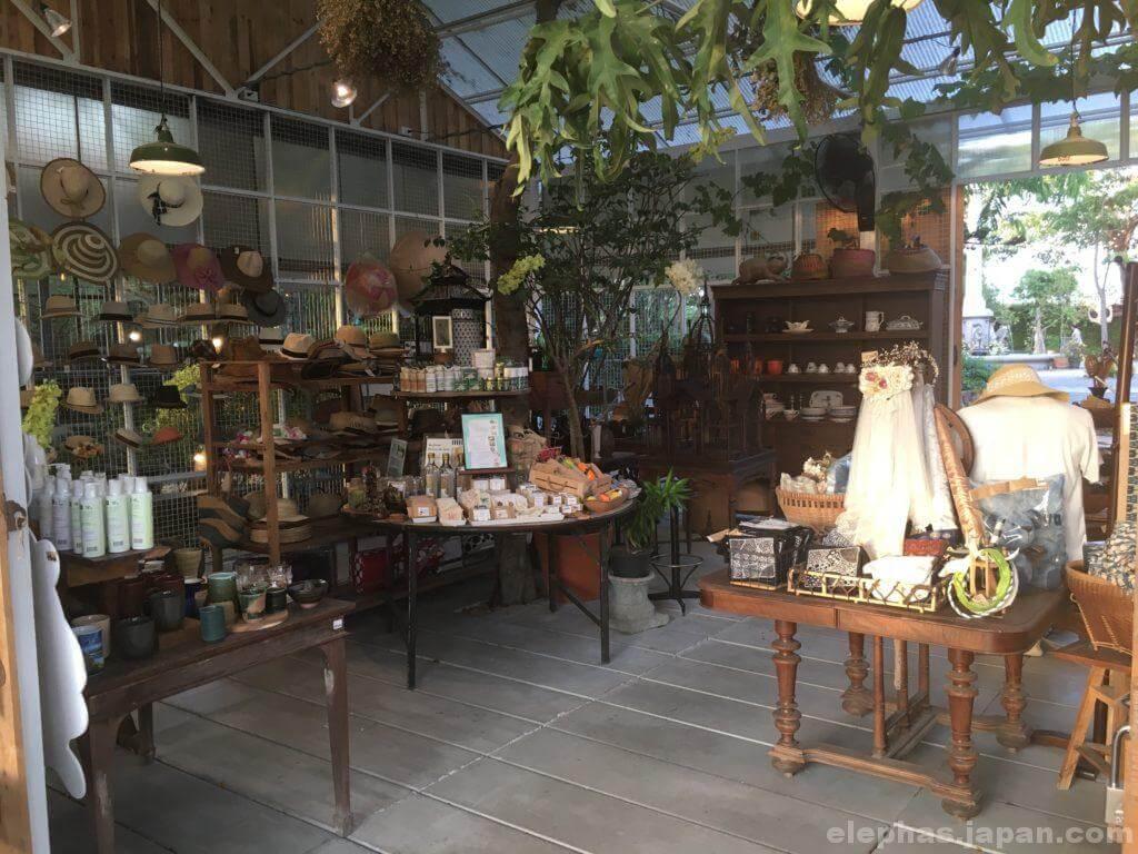 teafactoryお土産売り場