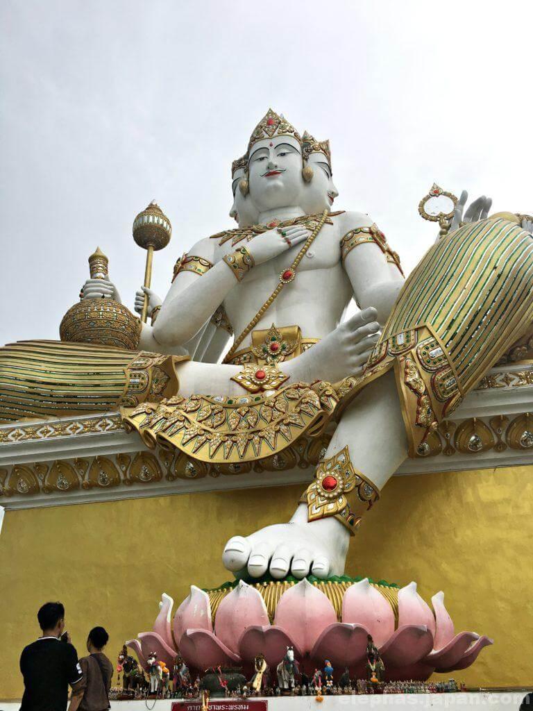 ピンクガネーシャの仏像2