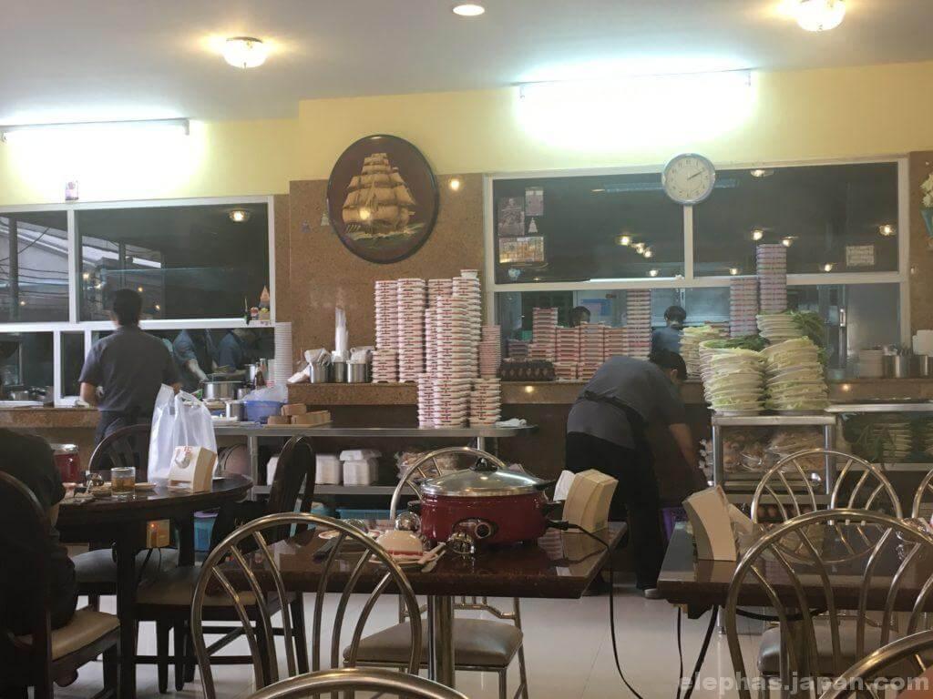 カントンのお店風景