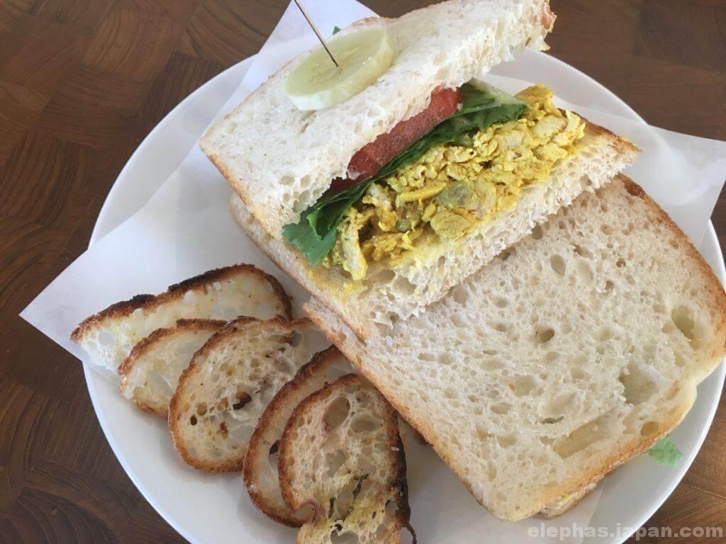 holeyサンドイッチ