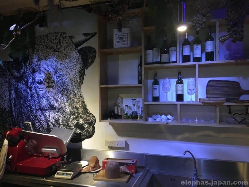 meatbar31店内2