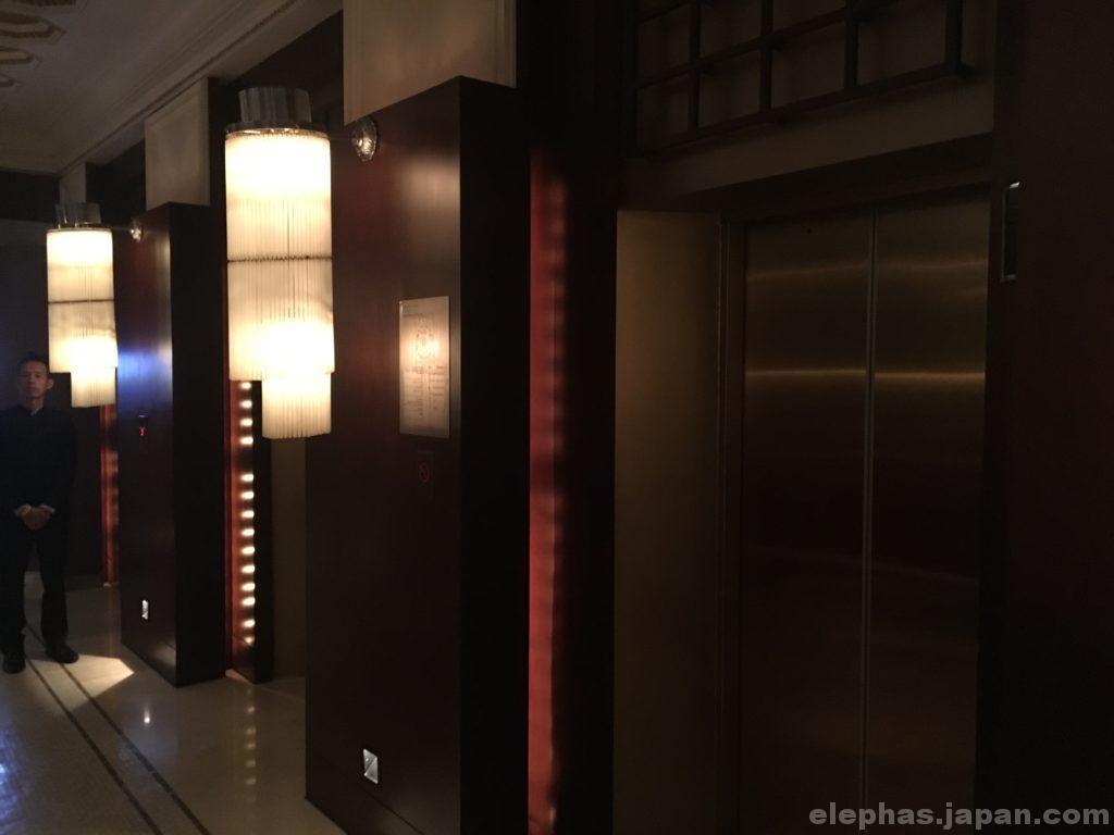シロッコ・エレベーターホール