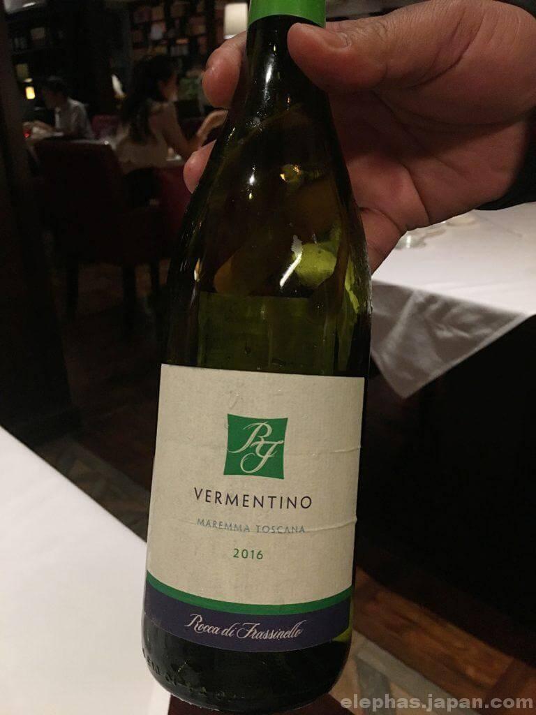 lenzI白ワイン