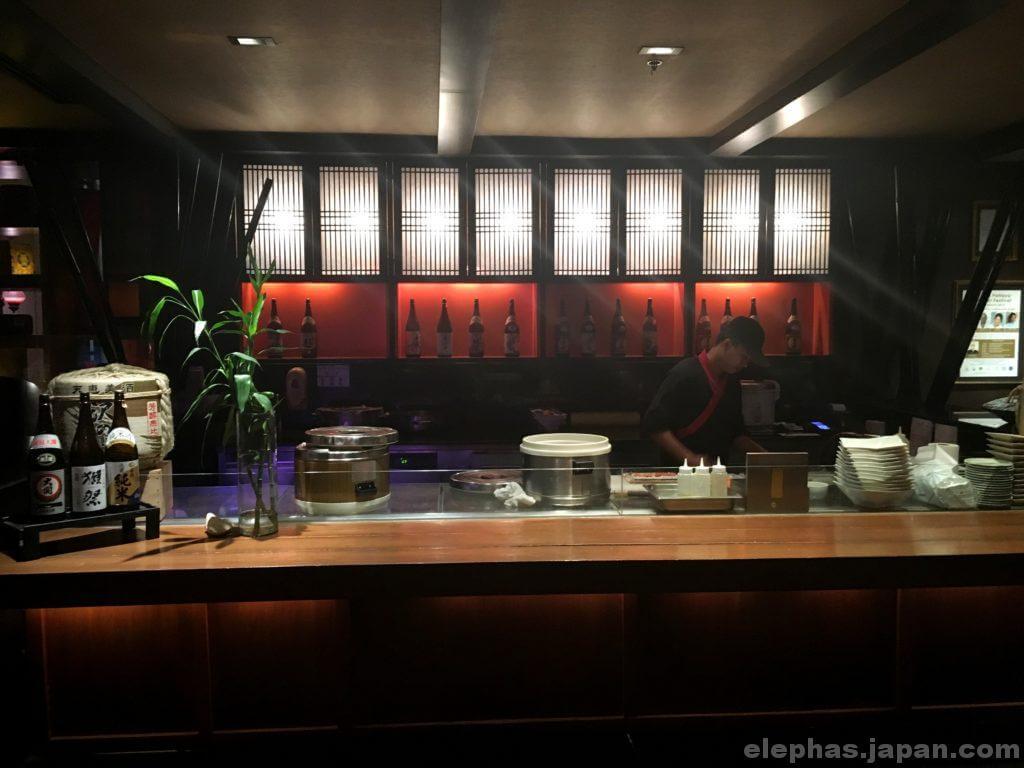 Mantra日本料理キッチン