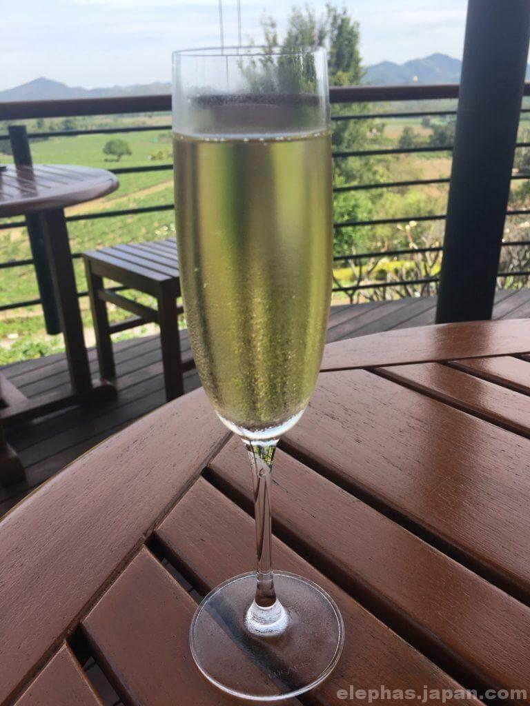 モンスーンバレーのスパークリングワイン2