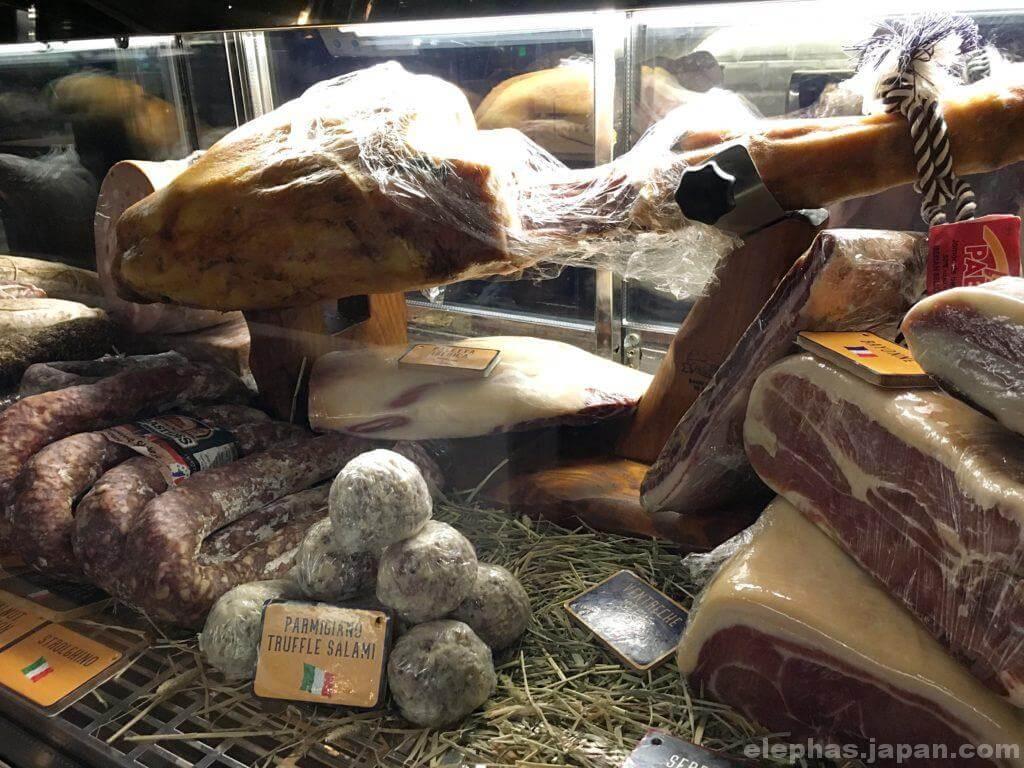 pescaのハム&チーズ
