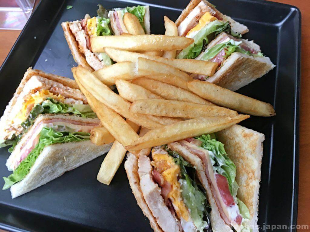 anytimeサンドイッチ