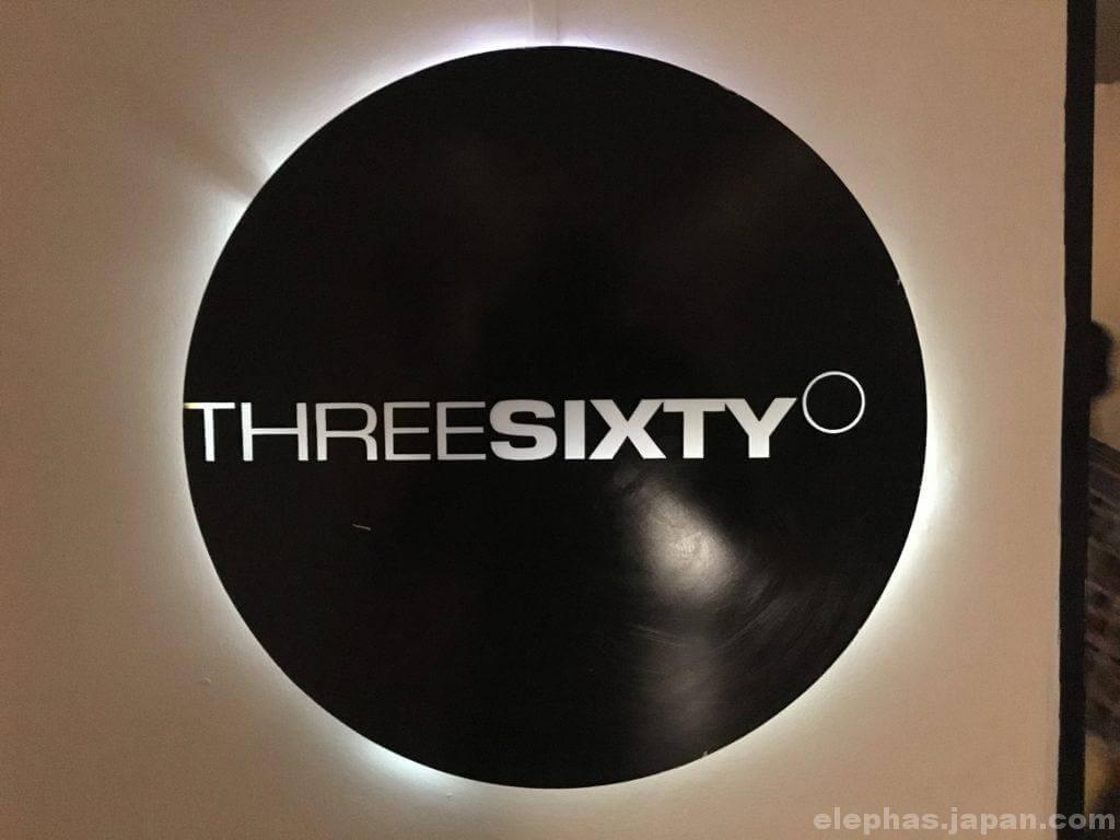 threesixtyエントランス