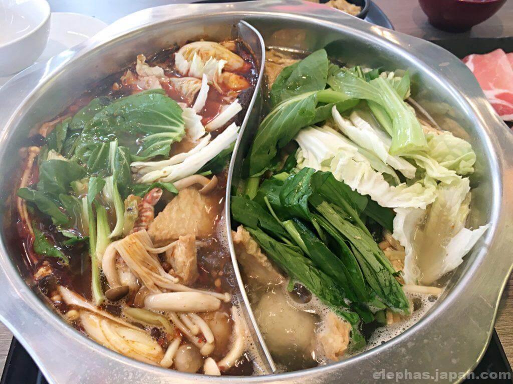 FuFu Taiwan Shabu火鍋