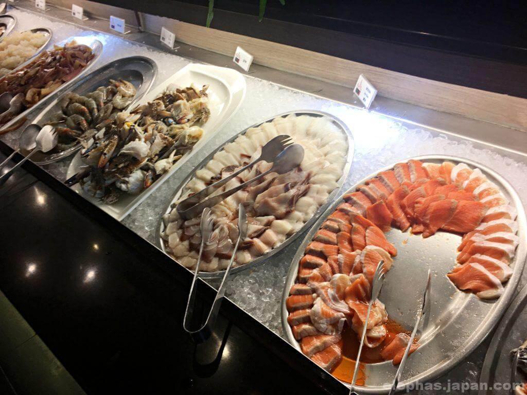 FuFu Taiwanese Shabu魚介類