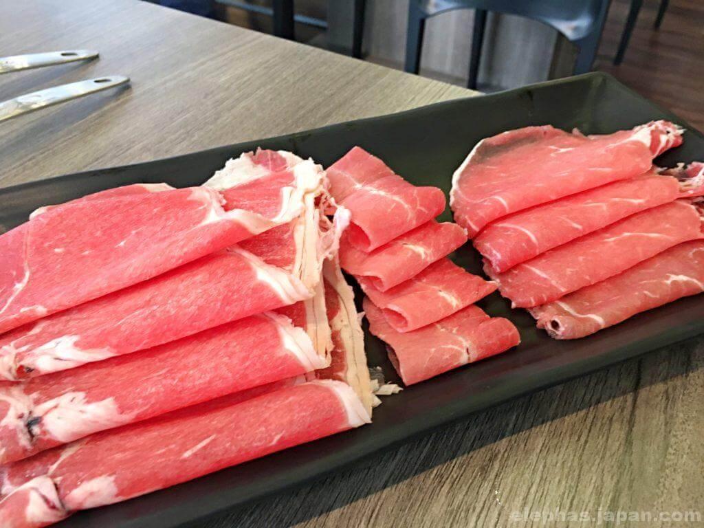 FuFu Taiwanese Shabu牛肉