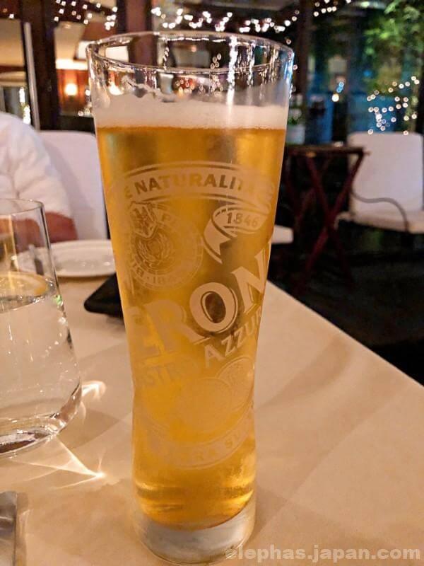 ペリエのビール