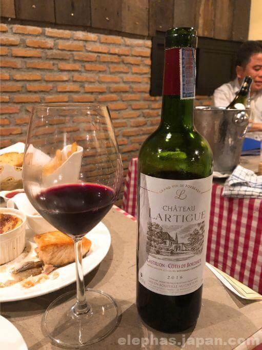 arnos赤ワイン